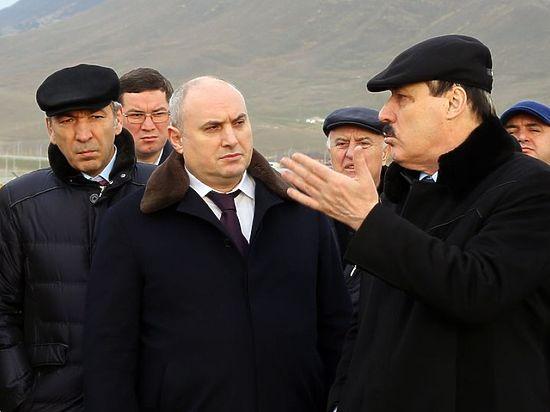 Глава Дагестана потребовал привести в порядок въезды в столицу республики