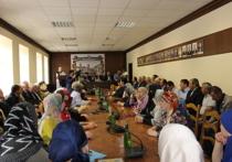 Пресс-тур Ассоциации аварских газет прошел в Шамильском районе