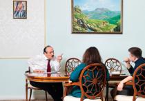 Рамазан Абдулатипов – РБК: «У нас одна партия — Дагестан»