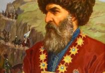 Ираклий II и Мухаммад-нуцал