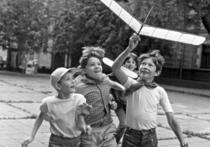 «Советское детство» Анастасии Мироновой