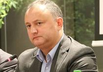 Президент Молдавии после встречи с Путиным отказался признать Крым российским