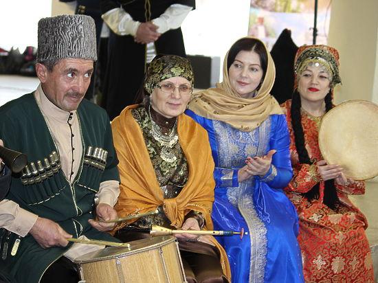 Фестиваль аварского языка