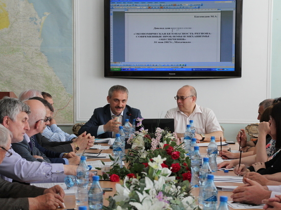 Развитие Дагестана и экономическая стратегия