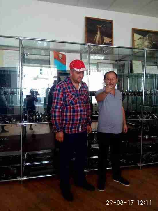 Второе возвращение экспонатов кубачинского музея