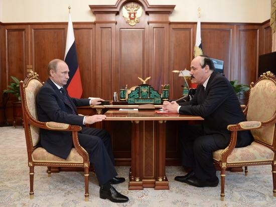 Подпишет ли Владимир Путин заявление Рамазана Абдулатипова?