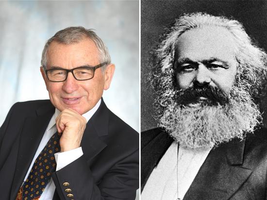 Перерождение общественной собственности в России  или ошибочность двух идей К.Маркса