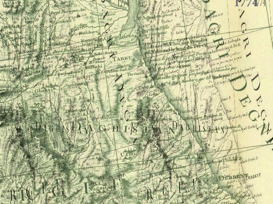 дагестан история этногенез кумыки
