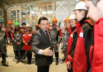В Наро-Фоминске открыли домостроительный город